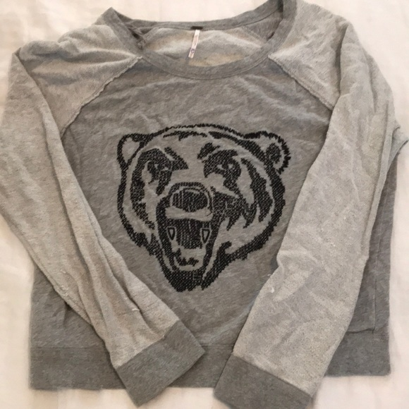 Free People Sweaters - Free People Bear Sweater